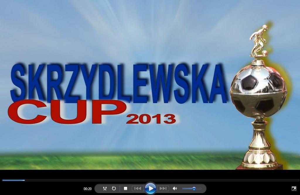 Finał Skrzydlewska Cup 2013. Turniej piłkarski. Wideo