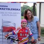 wyścig rowerowy Joanna Skrzydlewska 4