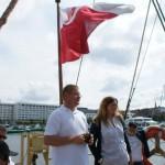 Zawisza Czarny poseł Joanna Skrzydlewska Zobaczyć Morze