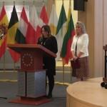 Z pałacu Chojnata do Parlamentu Europejskiego