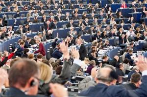 Głosowanie w Parlamencie