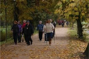 Marsz Seniora w Łęczycy