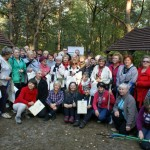 Marsz Seniora w Aleksandrowie