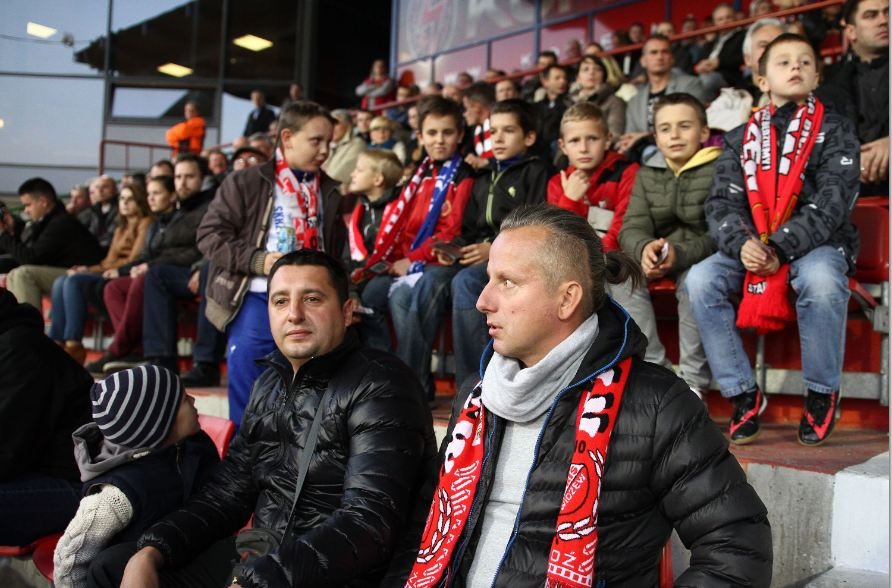 Zwycięzcy Skrzydlewska CUP 2013 na stadionie Widzewa