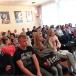 Eurolekcja w XXV Liceum Ogólnokształcącym