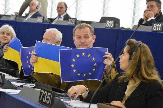 Parlament Europejski o Ukrainie
