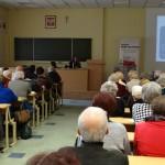 Spotkanie z seniorami w Tomaszowie Mazowieckim