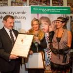 """Fundacja """"Dom w Łodzi"""" dziękuje Joannie Skrzydlewskiej"""