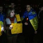Łodzianie solidarni z Ukrainą