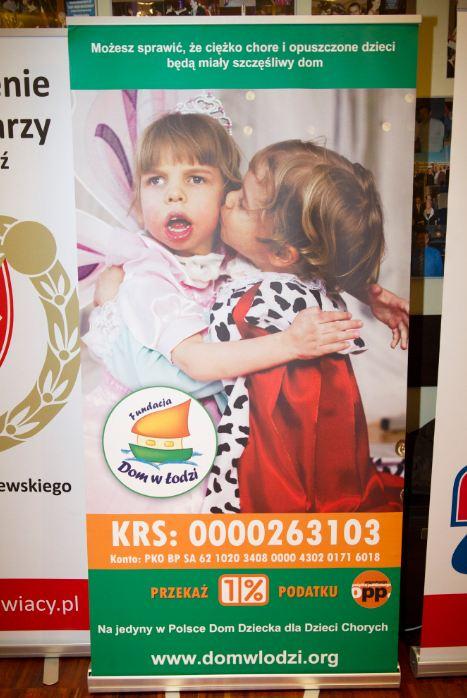 Wesprzyj jedyny w Polsce dom dziecka dla dzieci chorych