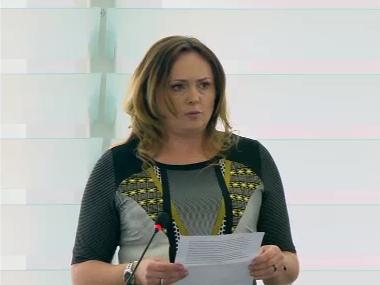 poseł Joanna Skrzydlewska