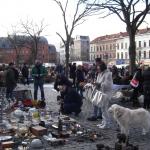Pchli Targ w Brukseli