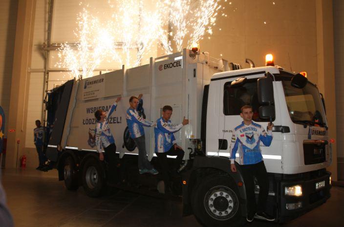 Żużlowcy Orła Łódź gotowi do sezonu