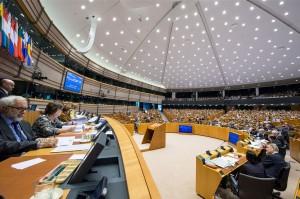 Ostatnia sesja plenarna PE w tej kadencji tym razem w Strasbourgu