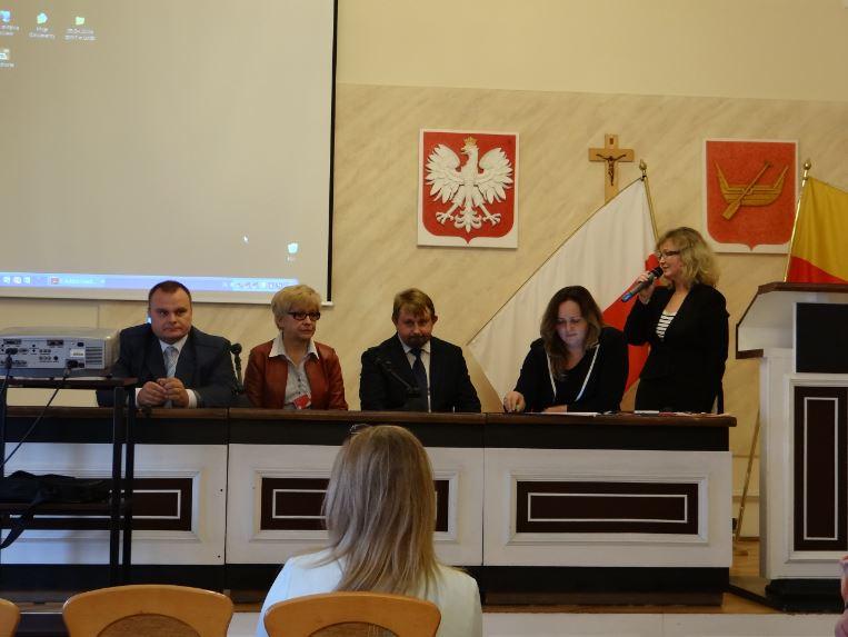 Poseł Skrzydlewska zaprasza do programu Erasmus+Sport