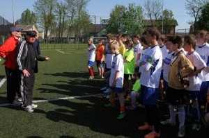Skrzydlewska Cup 2014 w Czechach...