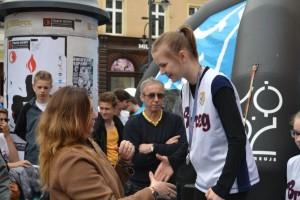 Poseł Skrzydlewska fundatorką pucharów w Vena Cross 2014