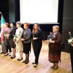 Poseł Skrzydlewska została odznaczona Złotą Odznaką Honorową