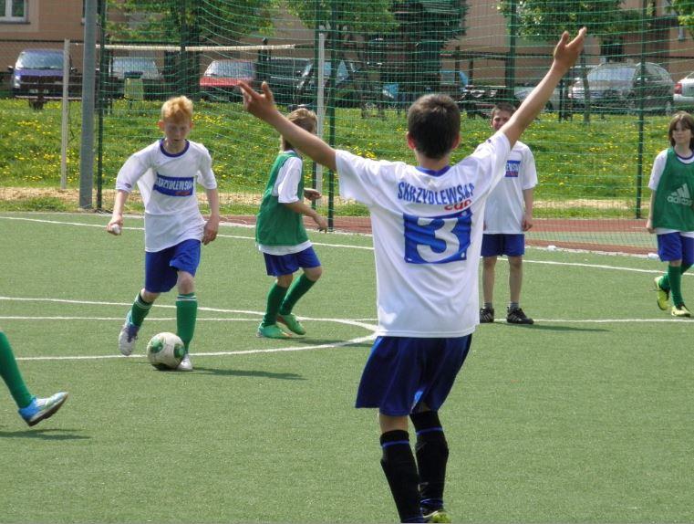 Skrzydlewska Cup 2014 zawitała do Wielunia