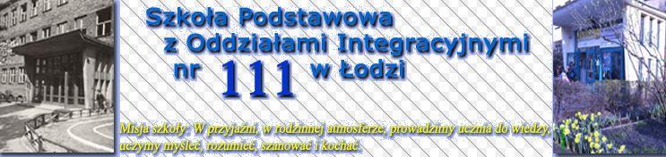 SP nr 111 w Łodzi
