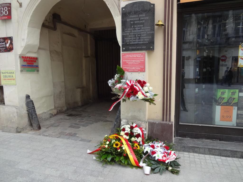 Pamięci dzieci Ofiar Wojny