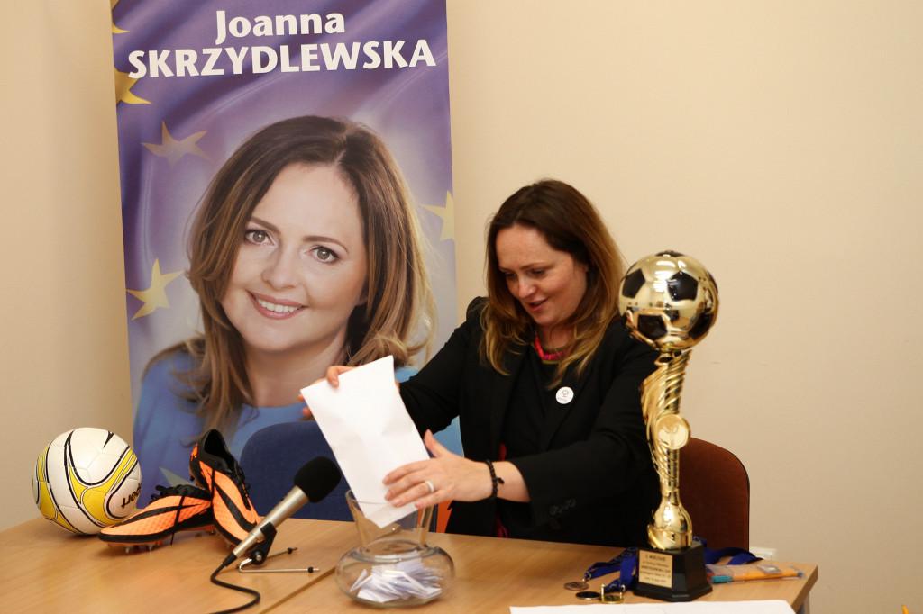 Rozlosowaliśmy grupy ćwierćfinałowe Skrzydlewska Cup 2014