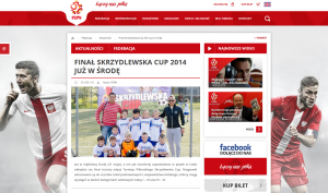 Finał Skrzydlewska Cup 2014 w środę 21 maja