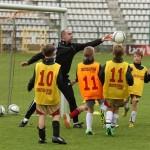 Zwycięzcy Skrzydlewska Cup trenowali z Michałem Probierzem