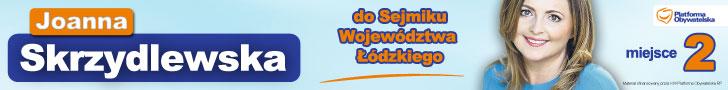 Joanna Skrzydlewska Sejmik Województwa Łódzkiego Łódź
