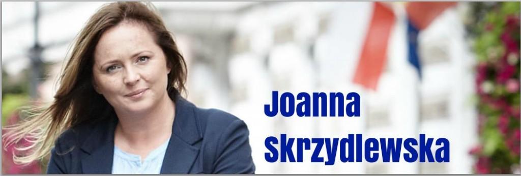 Joanna Skrzydlewska – Łódź i województwo łódzkie