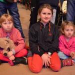 Uczestnicy mikołajkowego koncertu Fundacji Integracja JPII