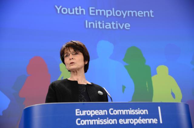 Praca dla Młodzieży: konferencja Marianne Thyssen