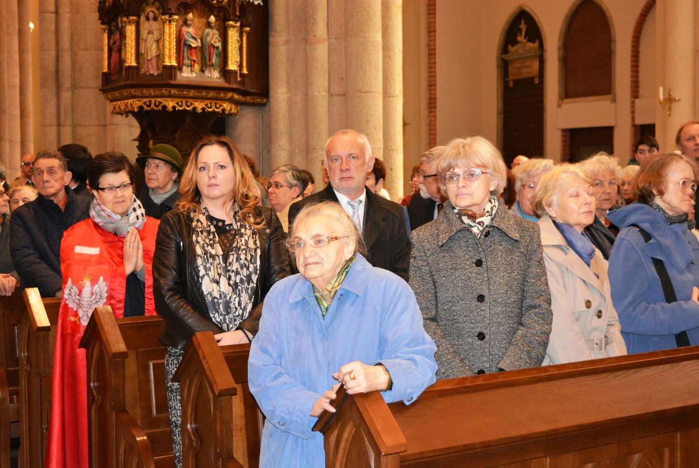 Caritas Archidiecezji Łódzkiej - msza