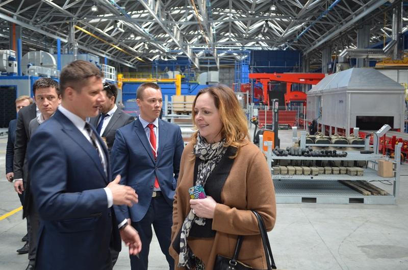 Nowa odlewnia żeliwa FON SKB w Radomsku