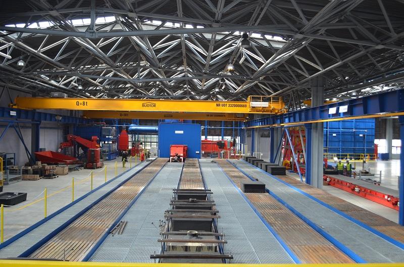 Odlewnia żeliwa FON SKB w Radomsku