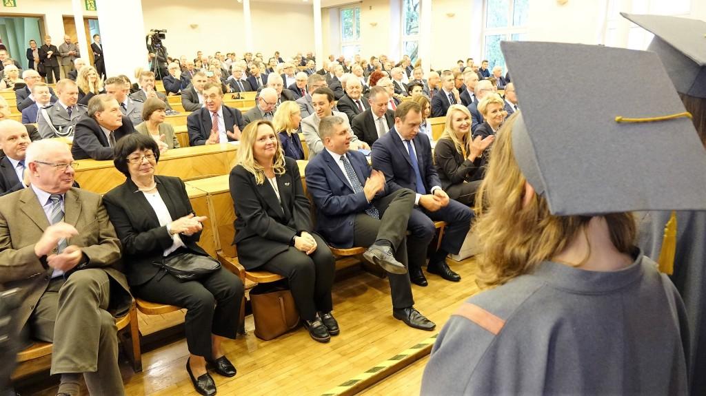 Inauguracja roku akademickiego Politechnika Łódzka_1