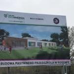 Kapsuła czasu pod przedszkolem w Rogowie