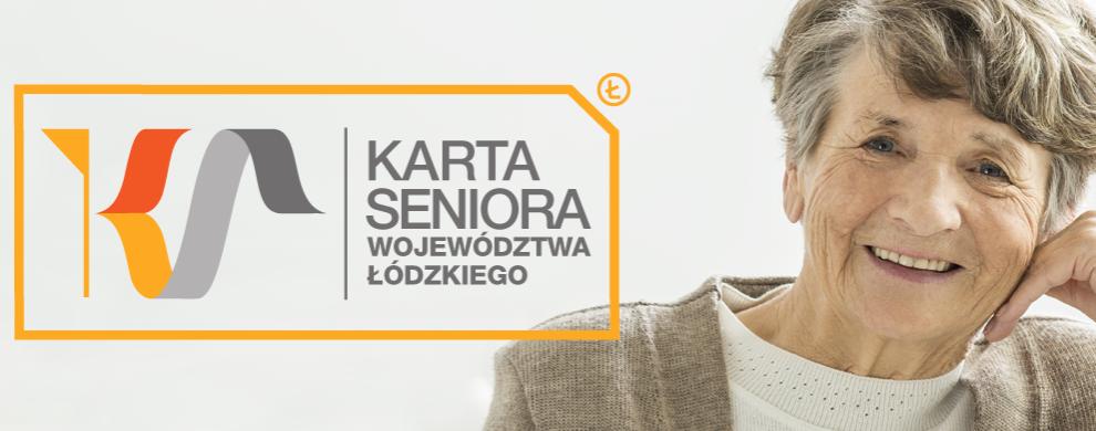 Karta Seniora Województwa Łódzkiego już funkcjonuje