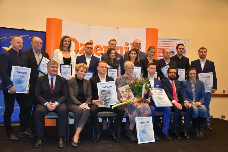 gala plebiscytu sportowego Dziennika Łódzkiego